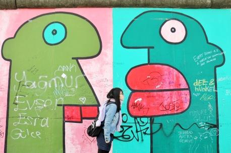 備用 - 柏林圍牆背後 -