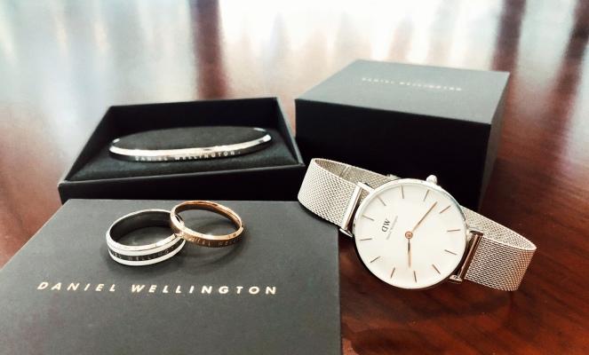 DW手錶系列 & DW新品 「Classic Ring」系列✨