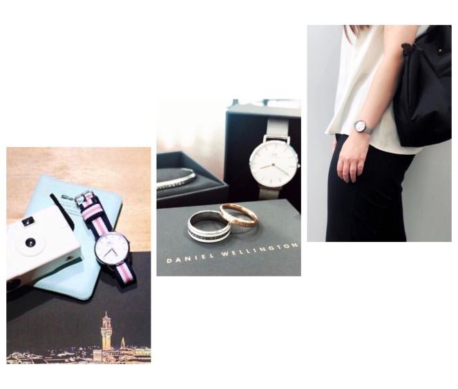 DW新品 「Classic Ring」系列延續品牌一貫簡約時尚優雅美學理念💛