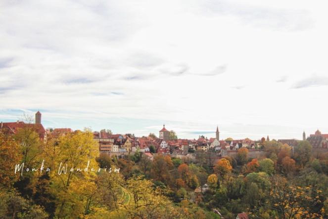 羅滕堡秋色