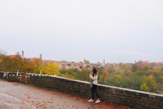 羅滕堡-城堡花園 Burggarten