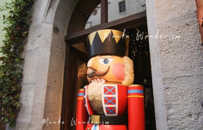 全年無休的「德國聖誕博物館 Käthe Wohlfahrt Christmas Museum」